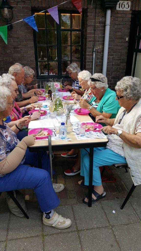 Gemeenschappelijke maaltijd @ Oosterkerk | Haarlem | Noord-Holland | Nederland
